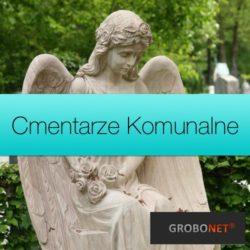 Cmentarze komunalne w Kowarach