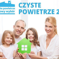 logo programu czyste powietrze
